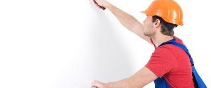Curso gratis Pintor online para trabajadores y empresas