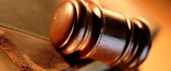 Curso gratis Postgrado en Peritaje y Administración Judicial de Empresas online para trabajadores y empresas