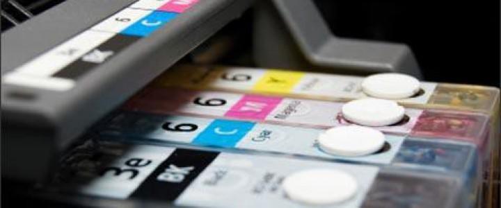 Curso gratis Preparación de archivos para la impresión digital. ARGI0209 - Impresión digital online para trabajadores y empresas