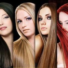 Cambios de color en el cabello