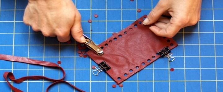 Curso gratis Preparador cosedor de cuero y napa online para trabajadores y empresas