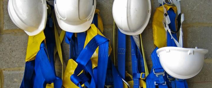 Curso gratis Prevención de Riesgos en el sector de la construcción online para trabajadores y empresas