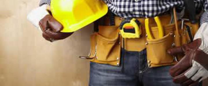Curso gratis UF0180 Prevención de Riesgos Laborales y Protección del Medioambiente en Procesos de Fabricación Mecánica online para trabajadores y empresas
