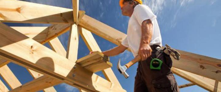 Curso gratis Carpintero online para trabajadores y empresas