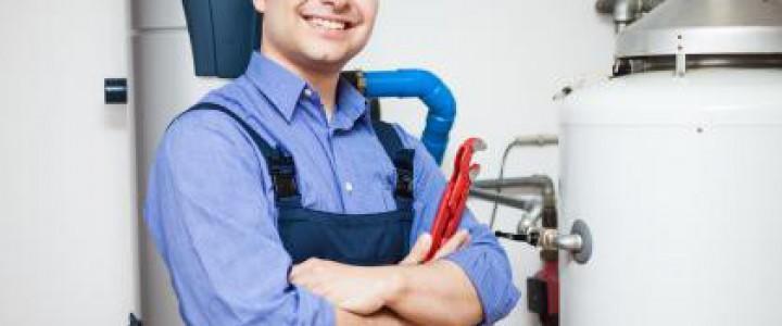 Curso gratis Reglamento de Instalaciones Térmicas en Edificios - RITE online para trabajadores y empresas