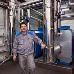 Reparador-Mantenedor de Instalaciones de Fontanería y Calefacción