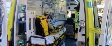 SANT0208 Transporte Sanitario