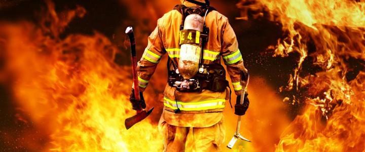 Curso gratis SEAD0111 Extinción de Incendios y Salvamento online para trabajadores y empresas