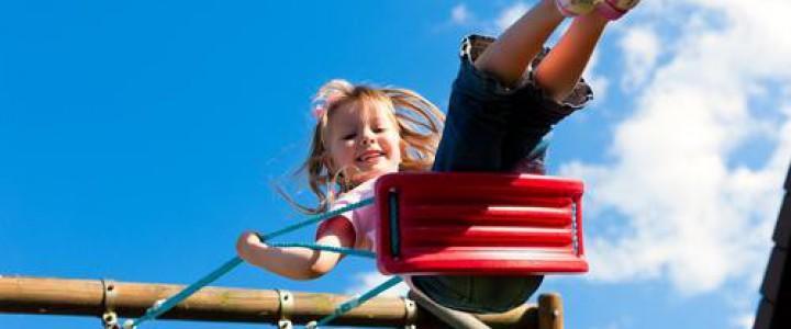 Curso gratis Seguridad en Parques Infantiles: Instalación, Mantenimiento e Inspección UNE 1176-1177 online para trabajadores y empresas