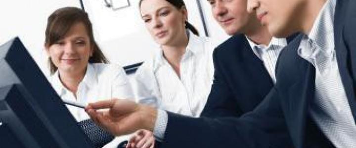 Curso gratis Sistemas Integrados de Gestión Empresarial online para trabajadores y empresas