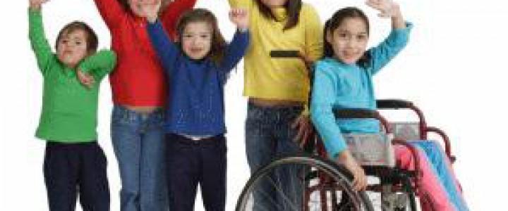 SSCE0112 Atención al Alumnado con Necesidades Educativas Especiales  en Centros Educativos