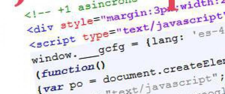 Curso gratis Técnico de Programación de Páginas Web con Javascript (Cliente) online para trabajadores y empresas