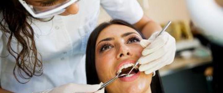 Curso gratis Técnico en Higienista Dental online para trabajadores y empresas