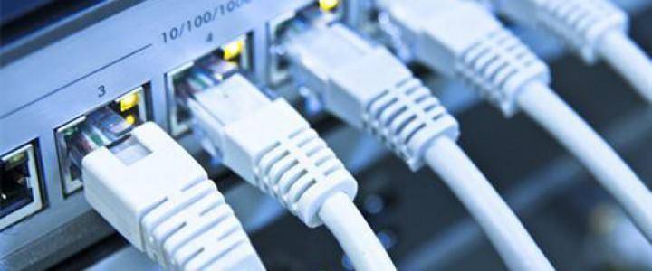 Curso gratis Técnico en Instalación, Configuración y Mantenimiento de Redes online para trabajadores y empresas