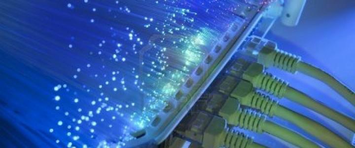 Curso gratis Técnico en Instalaciones y Mantenimiento de Redes de Fibra Óptica online para trabajadores y empresas