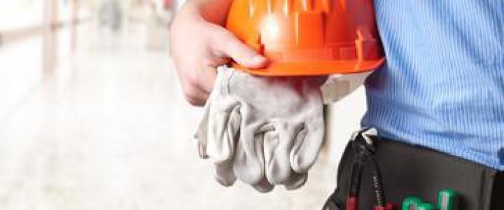 Curso gratis Técnico en Prevención de Riesgos Laborales en el Sector de la Construcción online para trabajadores y empresas