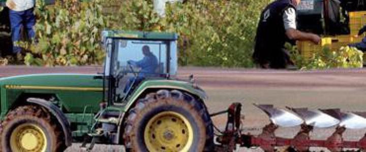Curso gratis Técnico en Prevención de Riesgos Laborales en el Sector Rural online para trabajadores y empresas