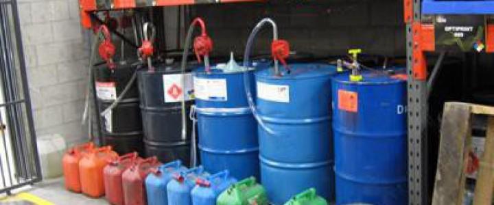 Técnico en Prevención de Riesgos Laborales en Industrias Químicas