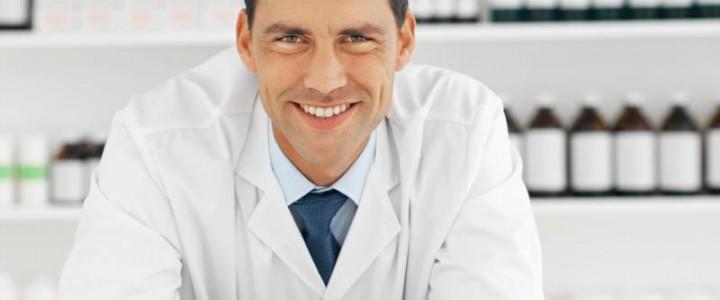Técnico en Prevención de Riesgos Laborales en Oficinas de Farmacia