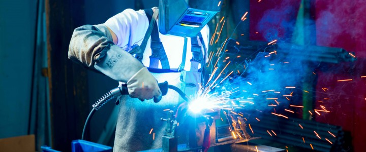 Curso gratis Técnico en Prevención de Riesgos Laborales en Soldadura online para trabajadores y empresas