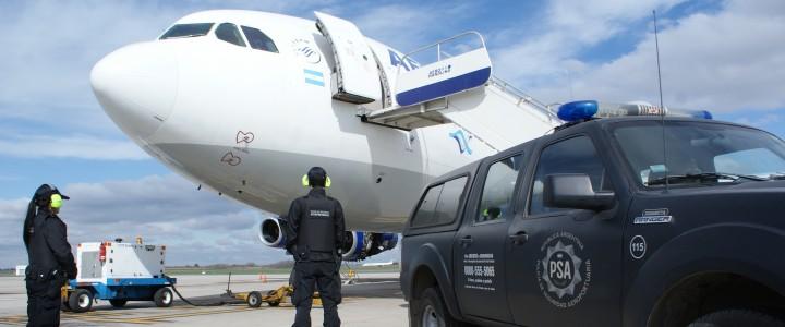 Técnico en Seguridad Privada Aeroportuaria