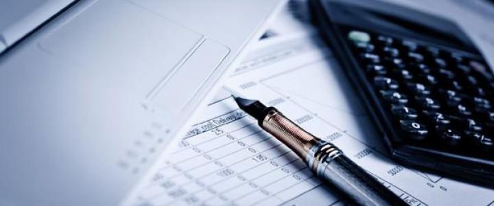 Curso gratis Técnico Profesional en Contabilidad online para trabajadores y empresas