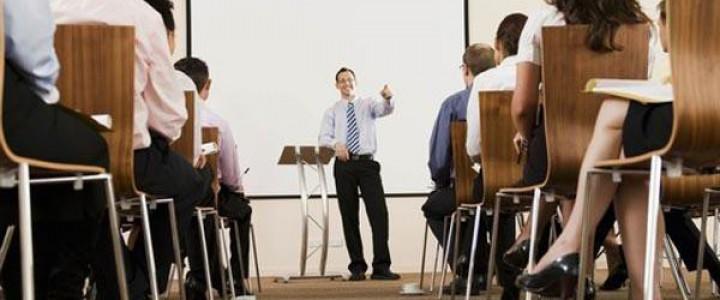 Curso gratis Técnico Profesional en Formación E-Learning. Formador de Teleformadores online para trabajadores y empresas