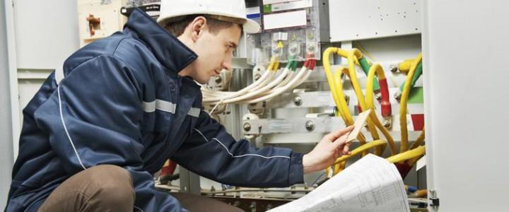 Curso gratis Técnico Profesional en Instalaciones Eléctricas en Edificios online para trabajadores y empresas