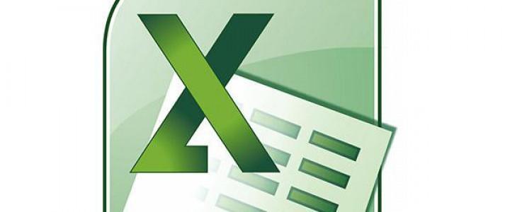 Curso gratis Técnico Profesional en Microsoft Excel 2013. Nivel Avanzado online para trabajadores y empresas