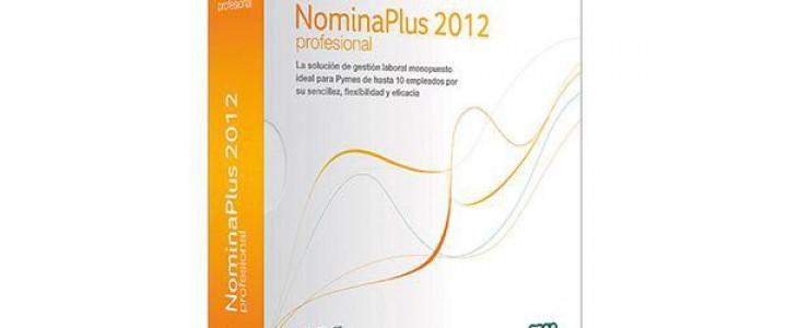 Curso gratis Técnico Profesional en Nominaplus 2012 online para trabajadores y empresas