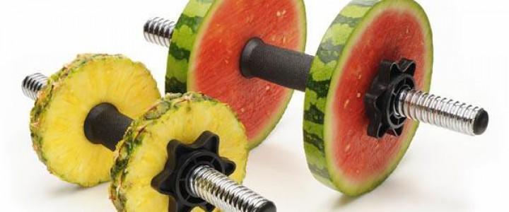 Curso gratis Técnico Profesional en Nutrición de la Práctica Deportiva online para trabajadores y empresas