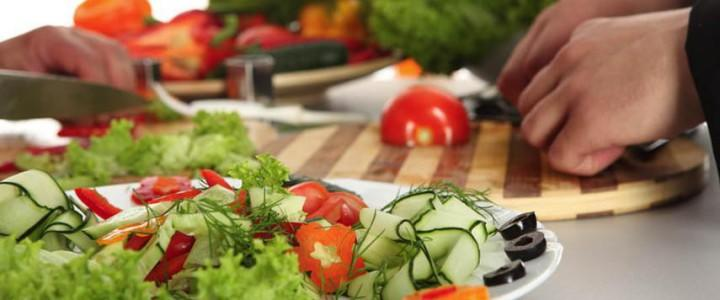 UF0055 Preelaboración y Conservación Culinarias