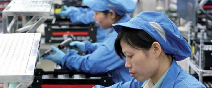Curso gratis UF0178 Organización en Procesos de Fabricación online para trabajadores y empresas