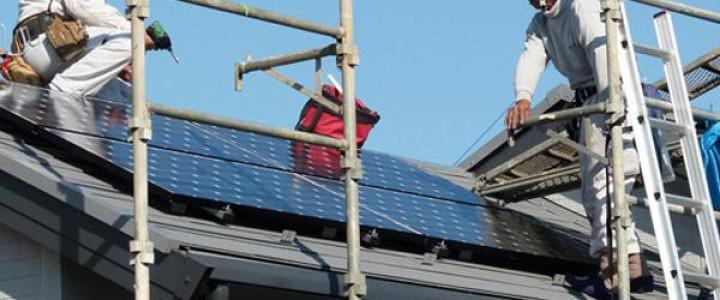 Curso gratis UF0189 Prevención y Seguridad en el Montaje Mecánico e Hidráulico de Instalaciones Solares Térmicas online para trabajadores y empresas