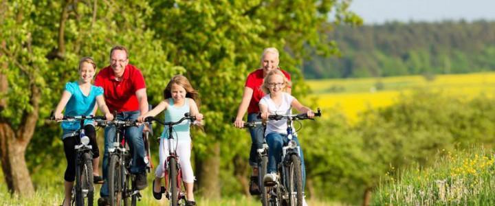 Curso gratis UF0296 Análisis y Gestión de Itinerarios para Bicicletas online para trabajadores y empresas