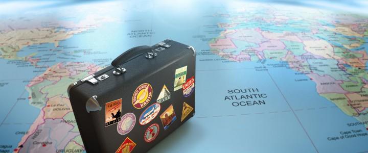 Curso gratis UF0326 Organización de Viajes Nacionales e Internacionales online para trabajadores y empresas