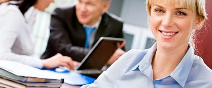 Curso gratis UF0330 Interpretación de las Actividades Orales y Escritas de Asistencia a la Dirección en Lengua Inglesa online para trabajadores y empresas