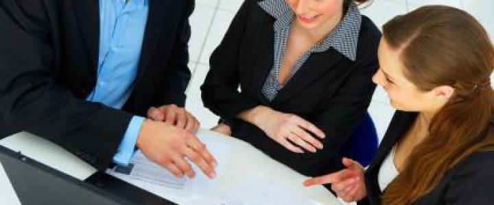Curso gratis UF0332 Elaboración de Documentación Socio-Profesional online para trabajadores y empresas