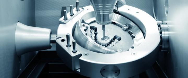 Curso gratis UF0454 Elaboración de Documentación Técnica, empleando programas CAD-CAM para Fabricación Mecánica online para trabajadores y empresas