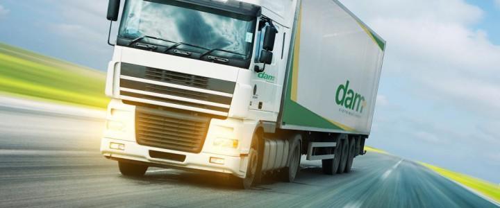 Curso gratis COML0109 Tráfico de Mercancías por Carretera online para trabajadores y empresas