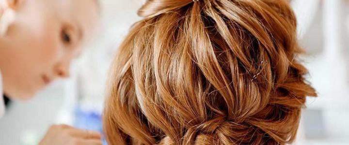 UF0532 Cambios de Forma Temporal en el Cabello: Peinados, Acabados y Recogidos