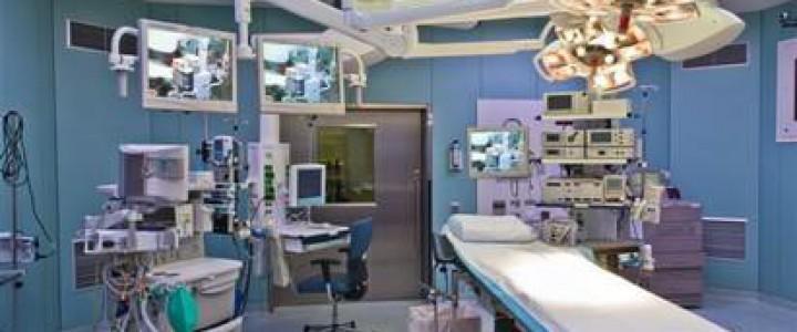 UF0544 Gestión de la Instalación de Sistemas de Electromedicina