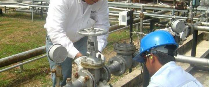 Curso gratis UF0552 Planificación de la Ejecución de Redes de Gas online para trabajadores y empresas