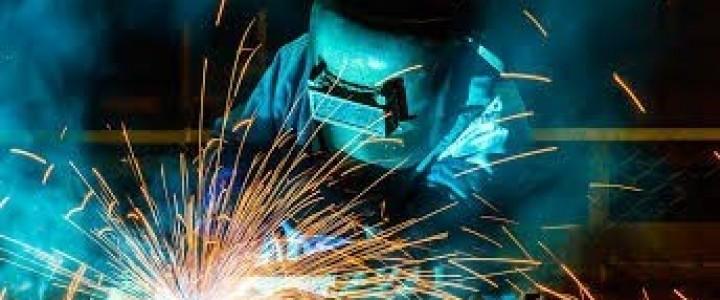 Curso gratis UF0588 Procesos Auxiliares de Fabricación en el Mecanizado por Corte y Conformado online para trabajadores y empresas