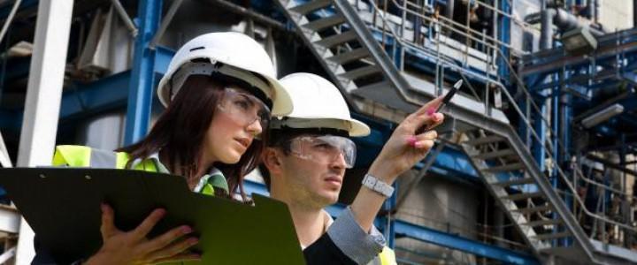 Curso gratis UF0630 Prevención de Riesgos Laborales y Medioambientales en el Montaje y Mantenimiento de Maquinaria y Equipo Industrial online para trabajadores y empresas