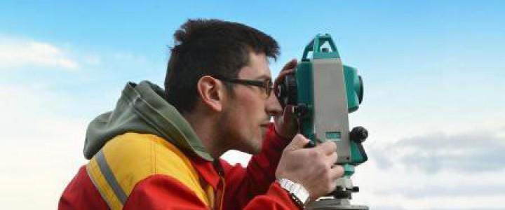 Curso gratis UF0652 Análisis de los Trabajos e Instrumentación Topográficos online para trabajadores y empresas