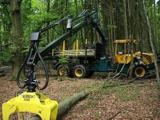 UF0703 Funcionamiento y Utilización de Máquinas, Equipos e Instalaciones Forestales