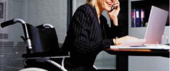Curso gratis UF0800 Habilidades de Comunicación y Promoción de Conductas Adaptadas de la Persona con Discapacidad online para trabajadores y empresas