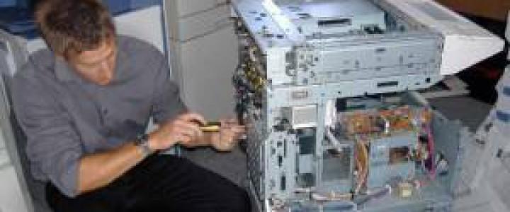 Curso gratis UF0865 Reparación de Impresoras online para trabajadores y empresas