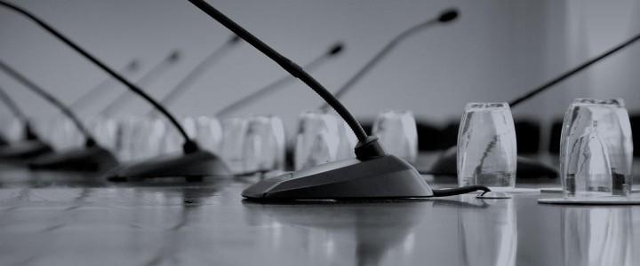 Curso gratis UF0898 Montaje de Instalaciones de Megafonía y Sonorización de Locales online para trabajadores y empresas